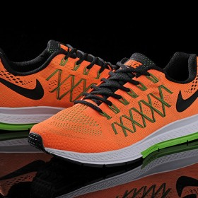 Nike Air Zoom Pegasus 32- Orange/ Black/ Green/ White