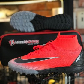 AJ3572 600 - Nike MercurialX Superfly 360 Elite CR7 TF