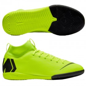 AH7343 701 - Nike Superfly 6 Academy GS IC Junior
