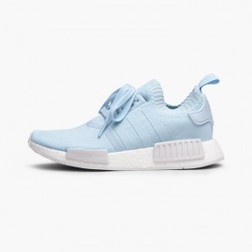 BY8763 - Adidas NMD R1 Icey Blue White