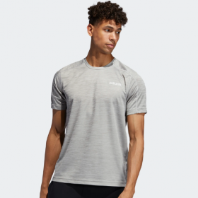 EK1319 - DESIGNED 2 MOVE HEATHERED TEE