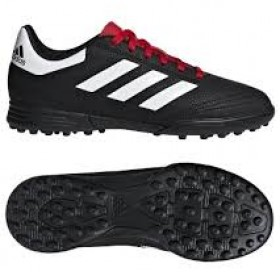 G26370 - adidas Goletto 6 Turf Shoes - Black