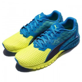 189094 02 - PUMA Ignite Dual Blue Yellow