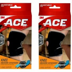 207247 - ACE Adjustable Compression 3M Knee Support