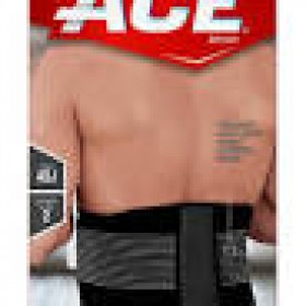 902002 - ACE Brand Adjustable Back Brace