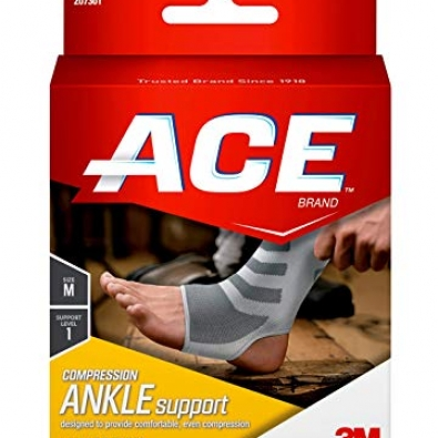 207301 - ACE Cotton Ankle Support