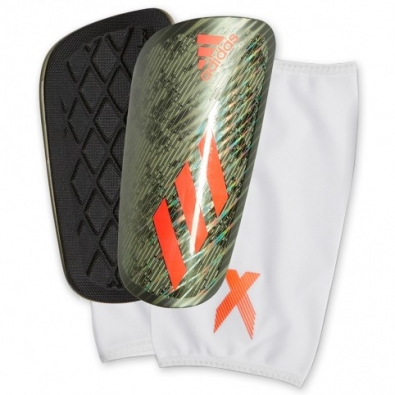 FK0484 - Adidas X Pro Shin Guards Green